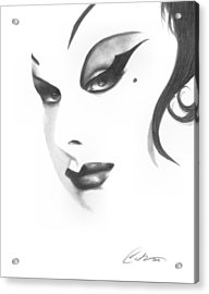 Divine16 Acrylic Print