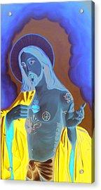 Divineink Acrylic Print by Matthew Lake