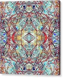 Divinity Of Now Acrylic Print