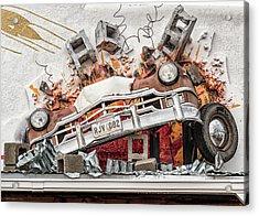 Acrylic Print featuring the photograph Dixon Market Art by Britt Runyon