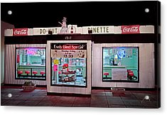 Do-nut Dinette Acrylic Print