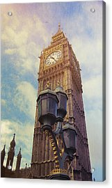 Do You Have The Time? Acrylic Print by JAMART Photography