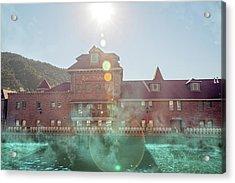 Doc Holliday's Last Resort Acrylic Print