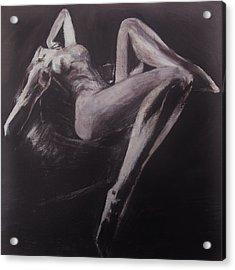 Doce Pecadora Love Acrylic Print
