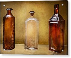 Doctor - Bitters  Acrylic Print by Mike Savad