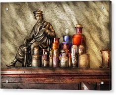 Doctor - Doctor Recommended  Acrylic Print by Mike Savad