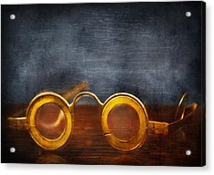 Doctor - Optometrist - It's All The Rage  Acrylic Print by Mike Savad