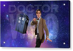 Doctor Who Acrylic Print