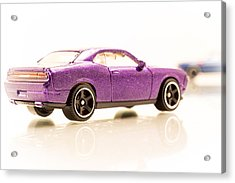 Dodge Challenger Acrylic Print