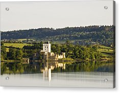 Doe Castle, County Donegal, Ireland Acrylic Print by Peter McCabe