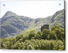 Dolbadarn Castle.  Acrylic Print