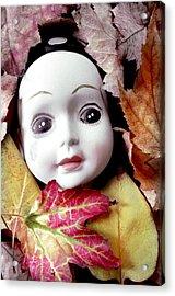 Doll Acrylic Print