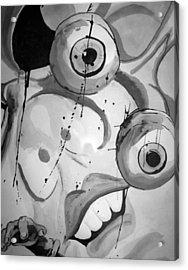 Doll Parts 3 Acrylic Print by Robert Hofmann