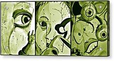 Doll Parts Acrylic Print by Robert Hofmann
