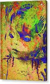 Doll Q1 Acrylic Print