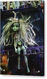 Doll X Acrylic Print