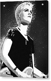 Dolores O Riordan Acrylic Print