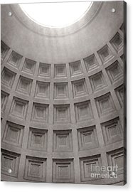 Dome Acrylic Print by Jennifer Apffel