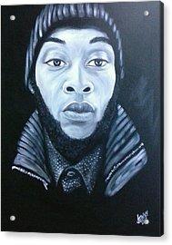 Dominic Acrylic Print