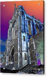Dominic's Catholic Church Acrylic Print