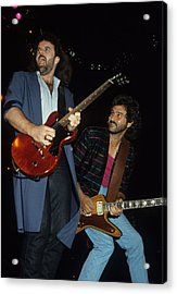 Don Barnes And Jeff Carlisi Of 38 Special Acrylic Print