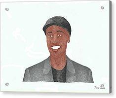 Don Cheadle Acrylic Print