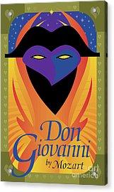Don Giovanni Acrylic Print