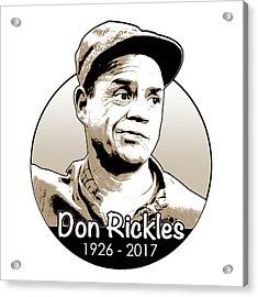 Don Rickles Acrylic Print