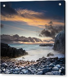 Donegal Sunset 5 Acrylic Print