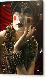 Dont You Know My Love Is True Acrylic Print by Jez C Self