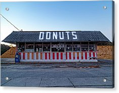 Donut Shop No Longer 3, Niceville, Florida Acrylic Print