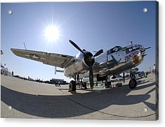 Doolittle's Finest Acrylic Print by Aviation Heritage