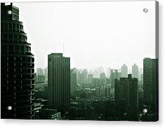 Doomsday Shanghai Acrylic Print