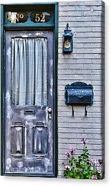 Door 52 Acrylic Print