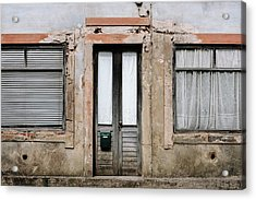 Acrylic Print featuring the photograph Door No 128 by Marco Oliveira