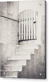 Door To Nowhere. Acrylic Print