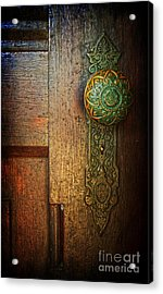 Doorknob Acrylic Print