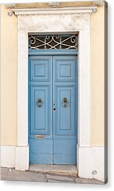 Doors Of The World 11 Acrylic Print