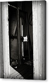 Doorway In Cuervo Acrylic Print