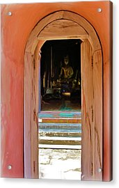 Doorway To Enlightenment Acrylic Print