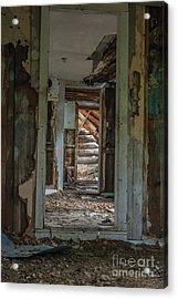 Doorways Acrylic Print