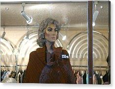 Dorothy 2 Acrylic Print by Jez C Self
