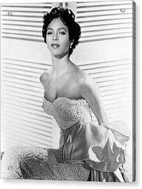 Dorothy Dandridge, Ca. 1950s Acrylic Print