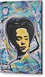 Dorothy Dorothy Acrylic Print