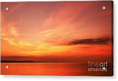 Acrylic Print featuring the photograph Dorset Delight by Baggieoldboy
