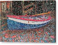 Dory - St Andrews Acrylic Print
