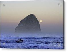 Dory Under A Blue Moon Acrylic Print
