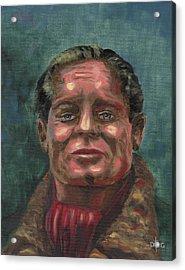 Douglass Bader Acrylic Print