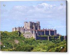 Dover - England Acrylic Print by Joana Kruse