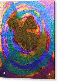 Down The Rabbit Hole Acrylic Print by Tammy Herrin